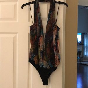 Guess backless bodysuit